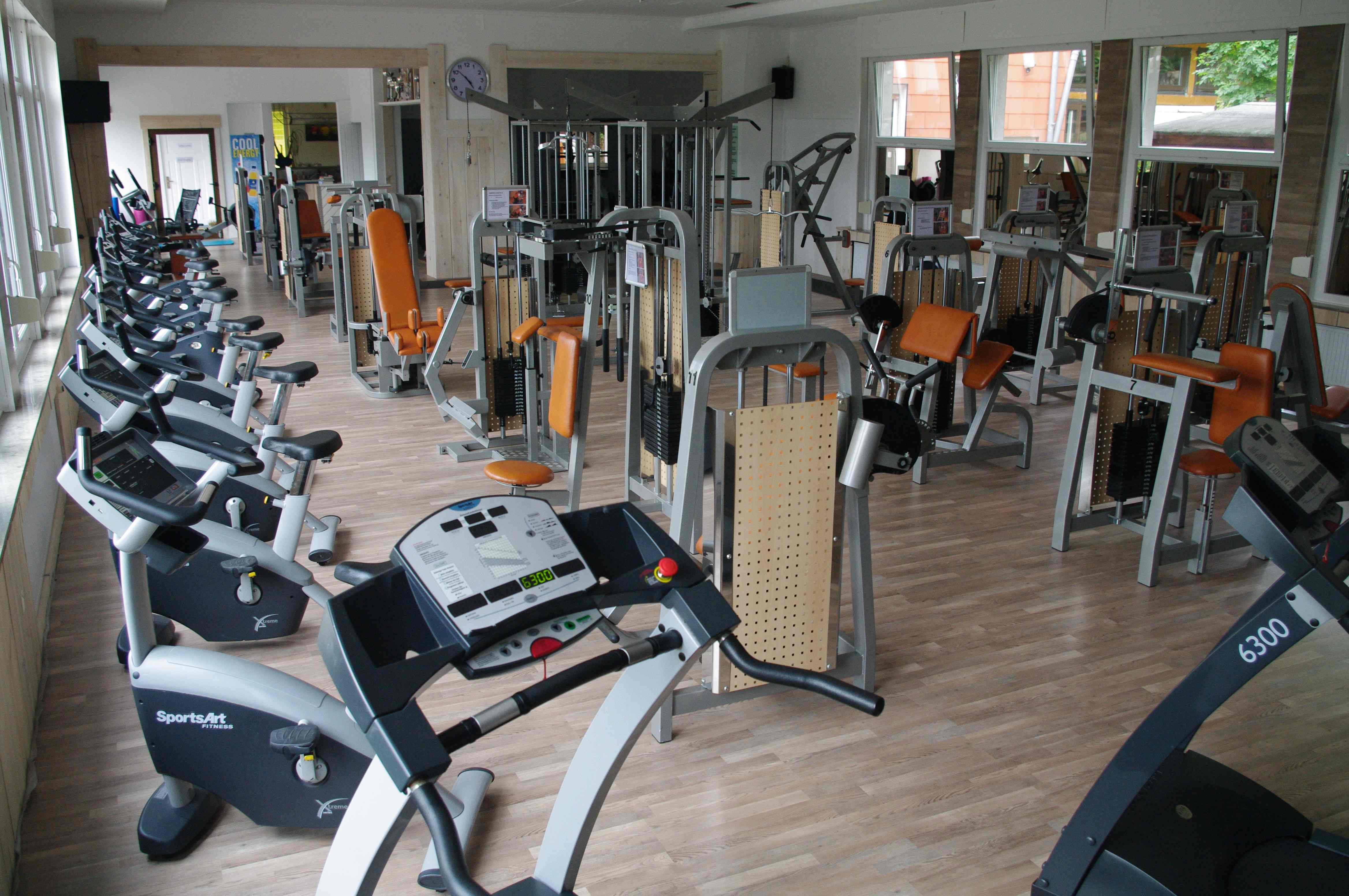 Fitness Studios Bw